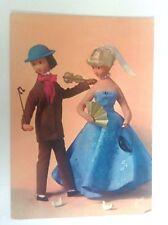 CP carte postale amoureux de Peynet N° 6