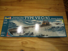 Revell U-Boot Typ VII C/41 1:144 neu