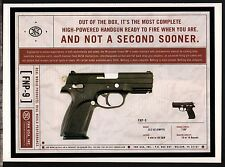 2003 FNP-9 Pistol Print AD Page Collectible ADVERTISING