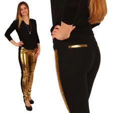Damen-Jeans mit Glanz-Effekt Hosengröße 38