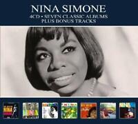 NINA SIMONE - 7 CLASSIC ALBUMS  4 CD NEU