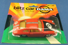 Gama Mini 973-Porsche 911 - 1:42 - Autolite Spark Plugs Décalque-NEUF dans neuf dans sa boîte
