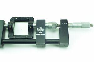 Vintage Stereometer, Parallax Bar - Casella