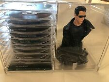 The Ultimate Matrix Collection DVD 10-Disc Set w/Neo Gentle Giant Bust Complete