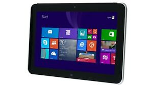 HP ElitePad 100 G2 Atom  Z3795 4GB 64GB SSD Win 10 Pro Tablet with Docking