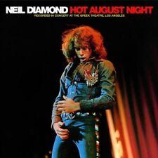 Neil Diamond - Hot August Night [New CD] Rmst