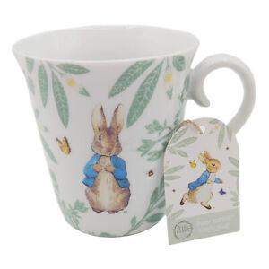Peter Rabbit Mug Daisy Range Porcelain 275ml Beatrix Potter from Stow Green