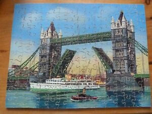 Vintage Victory Wooden Jigsaw