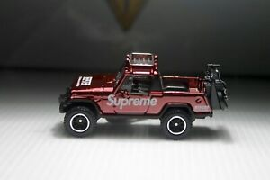 Hot Wheels '67 Jeepster Commando Spectra Red Custom