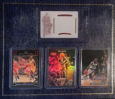 Card Featuring Kobe Bryant With Other Superstars With A Magenta Printing Plate