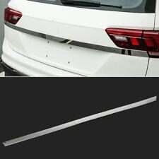 FIT FOR 2018- VW TIGUAN CHROME REAR TRUNK BOOT TAIL GATE LIGHT COVER TRIM BEZEL