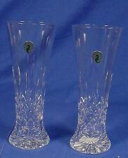 2 Waterford Crystal Pilsner/Beer Glasses LISMORE NIB! #142050