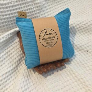 AQUA Heat Pack Cool Bag Wheat_Choose scent_Cotton_33x16cm
