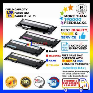 Generic CLT-404S CLT404 M404S Y404S Toner for Samsung SL-C430 C430W C480 C480W