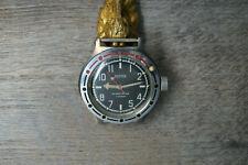 RARE Vintage watch USSR VOSTOK amphibian antimagnetic COMBINE SHIPPING X124