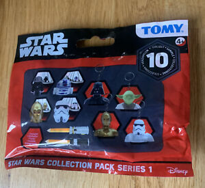 STAR WARS Collection Pack Series 1 - TOMY 4+