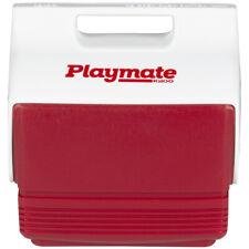 Igloo Playmate Mini 4 qt. Hard Cooler - Red/White