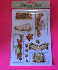 Flower Soft Card Topper Sentiments