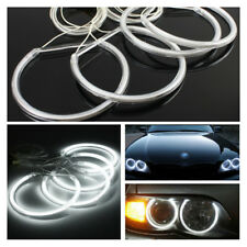 Kit LED Angel Eyes Halo Ring CCFL Sans Erreur Pour BMW E36 E38 E39 E46 M3 6500K