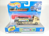 1998 HOT WHEELS 24K PLATED GOLD HAULERS LIFT TRUCK TOYS R US EXCLUSIVE NEW NIB