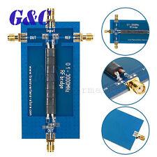RF SWR Puente De Reflection 0.1-3000 MHZ Analizador De Antena VHF UHF VSWR HOT
