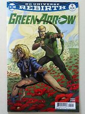 Green Arrow (2016) #9 B Neal Adams Variant Cover Dc Rebirth Nm 1St Printing