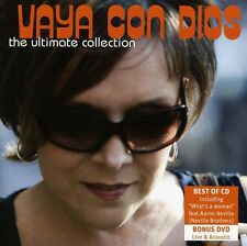 Ultimate Collection - 2 DISC SET - Vaya Con Dios (2008, CD NEUF)