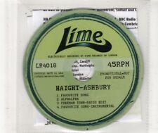 (HN523) Haight-Ashbury, Favourite Song - 2010 DJ CD
