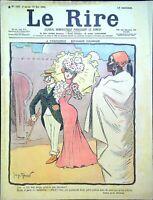 Le RIRE N° 289  du 19 Mai 1900