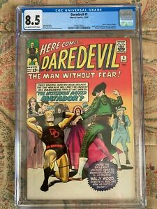 Daredevil 5 CGC 8.5 First Matador