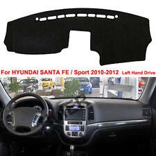 Car Dashboard Cover Dash Dashboard Mat Fit for HYUNDAI SANTA FE/Sport 2010-2012