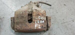 SEAT LEON MK2 05-09 2.0 TDI FR FRONT PASSENGER LEFT NSF BRAKE CALIPER