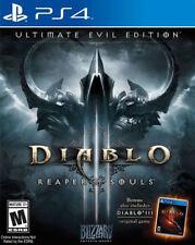 Diablo III: Reaper of Souls -- Ultimate Evil Edition (Sony PlayStation 4, 2014),
