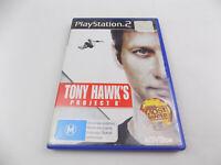 Mint Disc Playstation 2 Ps2 Tony Hawk's Project 8 Free Postage