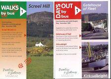 Dumfries Galloway 6A5lflts Walks Days Out Kirkcudbright Portpatrick Gatehouse