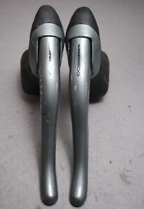 Shimano 600 Brake Lever Set BL-6403 / Rennrad Bremshebel no Tricolor