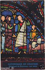 28 cpsm Cattedrale di CHARTRES Vetro colorato Mercante fourrures (pellicce) i