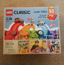 LEGO Classic Bricks on a Roll 10715 60th Anniversary Limited Edition 60 Year Set