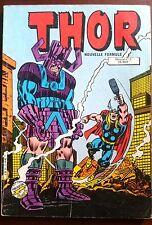 """Comics; THOR n°3 de 1984 """"Le monde aux limites de l'espace"""""""