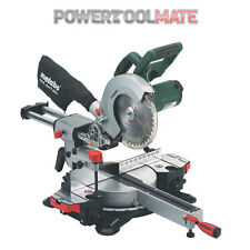 Metabo KGS216M 240v 216mm 1500w Laser Slide Compound Mitre Saw