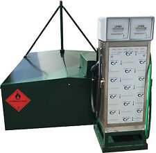 1250 Ltr Above ground petrol storage / dispensing tank | Fuel Safe UK