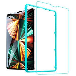 ESR Displayschutzfolie für iPad Pro 12.9 2021 2020 2018 HD gehärtetes Glass