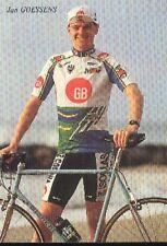 JAN GOESSENS Cyclisme ciclismo GB BIANCHI MG 92 Tour de France wielersport vélo