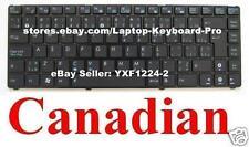 ASUS U20 U20a MP-09K26CU-5282 04GNX61KCB00-2 Keyboard Clavier - Canadian CA
