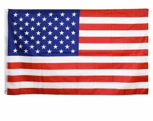 USA AMERICAN STARS STRIPES AMERICA NATIONAL 5 x 3FT FAN SUPPORTER FLAG 4th July