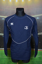LEINSTER CANTERBURY SHIRT RUGBY UNION (L) TRACKSUIT IRELAND SWEATSHIRT WINDPROOF