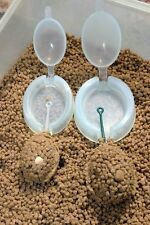 2 x Kobra Sitta Moule & Méthode Feeder Set. petites et grandes méthodes + moule.