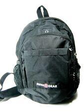 SWISS GEAR Mini Sling Travel Bag Shoulder Hiking Bicycle Backpack Black