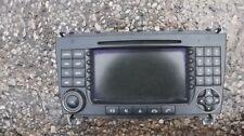 stereo radio 2038703589 mercedes coupe c220 w203 km05xxt 00-08 sheffield