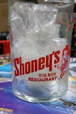 Shoney's Big Boy Restaurant 8oz Juice Glass